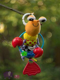 #Produktrezension zu den #Tomy #Lamaze #Baby #Spielzeugen: Kunterbunter #Spaß garantiert :-) #baby #toys #test #review