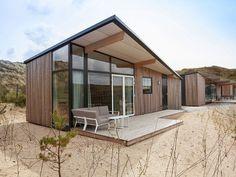 Sea Lodge Comfort met de hond in Overveen: 2 Schlafzimmer, für bis zu 4 Personen. Haustierfreundliche Sea Lodge in gemütlichem Ferienpark in der Nähe des Strandes von Bloemendaal | FeWo-direkt