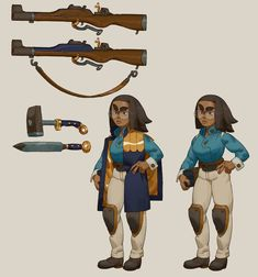 """AlexandreDiboine on Twitter: """"some character design i'm working on for my good friend Leo Ribeyrolles ( https://t.co/5JN0O6NCTY )… """""""