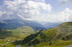 Mountainous Romania