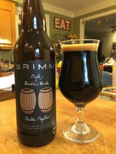 Grimm Maple Bourbon Barrel Double Negative!