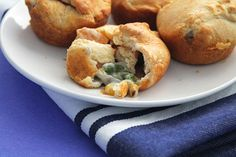 Mini pot pies | 20 Ways to Cook with Crescent Rolls