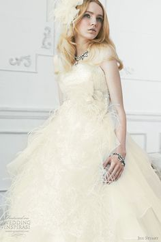 Jill Stuart Wedding Dresses 2011 — The Sixth Collection | Wedding Inspirasi