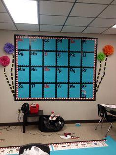 Dr. Seuss Classroom Theme