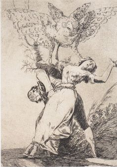 Goya - Befreit uns niemand von unseren Fesseln ca 1799 - Francisco de Goya - Wikimedia Commons