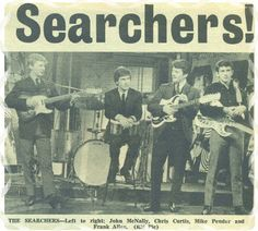 SIXTIES BEAT Gerry And The Pacemakers, The Searchers, American, The Beatles, Liverpool, Beats, Scene, The Originals, Music