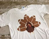 Football Turkey Thanksgiving Shirt