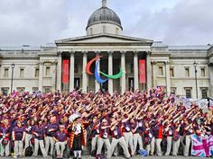 Olympics legacy: Has the spirit of the smiling Games Makers' army endured? - Olympics - Sport - The Independent Olympic Sports, Olympics, Join, Army, Street View, Spirit, Smile, Games, Gi Joe