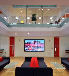 Rackspace Office by Morgan Lovell | HomeDSGN