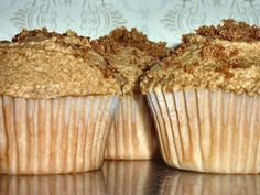 Whimsical Cookery: Vanilla Chai Tea Cupcakes w/ Brown Sugar Frosting