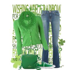60+ Awesome Polyvore St. Patrick's Day 2016 Outfits Ideas Fashion Craze