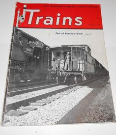 Trains Magazine Back Issue December 1948 Volume 9 Number 2          4102