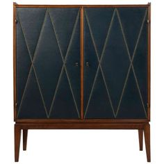 Cabinet by Otto Schultz | From a unique collection of antique and modern cabinets at https://www.1stdibs.com/furniture/storage-case-pieces/cabinets/