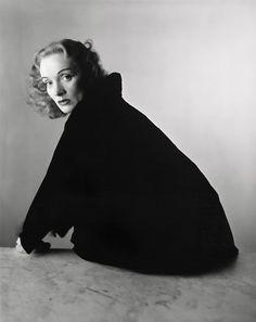 Marlene Dietrich, 1948 Irving Penn