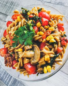 Snack Recipes, Cooking Recipes, Healthy Recipes, Good Food, Yummy Food, Pasta Salad, Healthy Lifestyle, Food Porn, Food And Drink