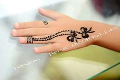 Henna Hand Designs, Mehndi Designs Finger, Beginner Henna Designs, Mehndi Designs For Girls, Modern Mehndi Designs, Mehndi Design Pictures, Mehndi Designs For Fingers, Beautiful Mehndi Design, Latest Mehndi Designs