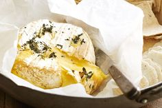 Celebrate Christmas Day in true Aussie style with this baked brie recipe inspired by the bush.