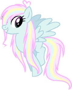 Spring Flowers is very jumpy. (Adopted by Christine (Rp: Melody) Higgs (Rp: Frost)) Mlp Adoption, Pegasus, Unicorn Books, My Little Pony Twilight, My Little Pony Drawing, My Little Pony Pictures, Chibi Girl, Daddy, Little Sisters
