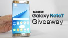 The Winner : Andreas G, Congrats ... Win A Samsung Galaxy Note 7. Giveaway End : October 25, 2016, Enter Here To Win : https://wn.nr/YSFwns (https://twitter.com/zerosensegaming)