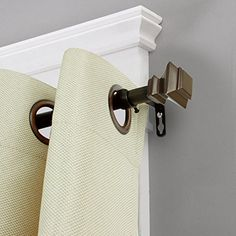 lorraine collection elegant metal window curtain rod lawson this is an amazon affiliate link see this great product