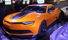 Chevy Transformers raid SEMA preview