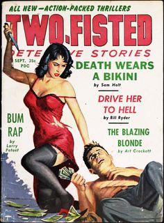 Pulp Fiction Book, Pulp Novel, Adventure Magazine, Pulp Magazine, Magazine Covers, Pop Culture Art, Marvel, Pulp Art, Up Girl