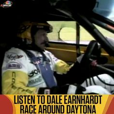 No commentary, just Dale Earnhardt in his office doing what he does best, going all out! Dale Earnhardt Crash, Nascar Sprint Cup, Bad Boys, Black Men, The Man, Respect, Famous People, Legends, Archive