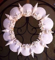 Scallop wreath