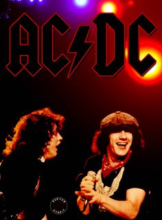 See AC/DC Live in concert/ meet one of the members of the band