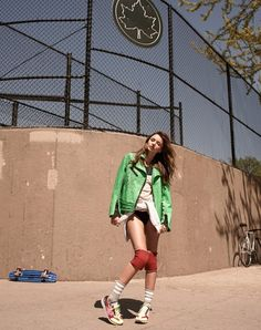 Miranda Kerr nas ruas de Nova York