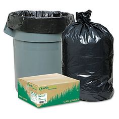 Earthsense® Commercial - Recycled Large Trash and Yard Bags, 33 gal, .9 mil, 32.5 x 40, Black, 80/Carton - Sold As 1 Carton - Convenience pack is ideal for small- to mid-size businesses. by Earthsense Commercial Products. $21.58. Earthsense® Commercial - Recycled Large Trash and Yard Bags, 33 gal, .9 mil, 32.5 x 40, Black, 80/CartonConvenience pack is ideal for small- to mid-size businesses. Application: Trash Can; Capacity Range (Volume): 33 gal; Thickness: 0.9 mil.Capacity...