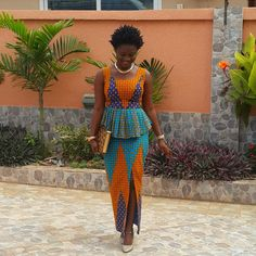 It is really difficult to get enough of the versatility of these Ankara fabrics. You can wear almost anything with them. Ankara print is very diverse with unique designs. Hence, making it acceptable for people of different body shapes. Whether you are slim or full-bodied, just keep calm as you...
