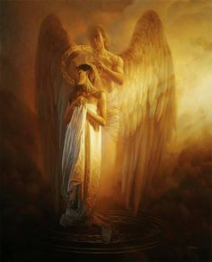 Angels...Gabriellyn this is special for you.  Love Me.