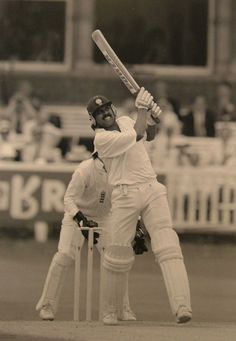The greatest all rounder in cricket history, India's captain Kapil Dev who I met at a Duleep Trophy match between North side vs West side in Vadodara in October 1993 Test Cricket, Cricket Bat, Cricket Sport, Kapil Dev, Prabhas Pics, Photos, Cricket In India, India Win, World Cricket
