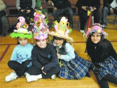 Easter Hat Parade, Nyc, Teaching, Hats, Hat, Education, Hipster Hat, New York, Onderwijs