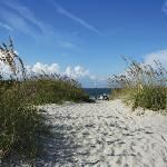 SOUTH CAROLINA - Folly Beach, Coastal South Carolina. Beach camping and close to Charlestown.