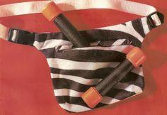 Como hacer una bolsa cangurera ~ Solountip.com