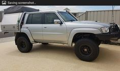 Nissan Patrol Y61, Patrol Gr, Rigs, Offroad, Motorcycles, Garage, Trucks, Travel, Off Road