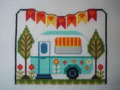 Krížikové vyšívanie Pot Holders, Stitch, Full Stop, Hot Pads, Potholders, Sew, Stitches, Embroidery