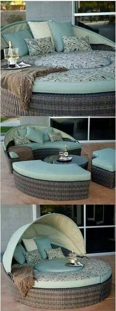 Back yard patio furniture