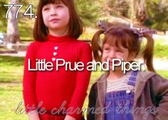 Prue and Piper - Little charmed things Serie Charmed, Charmed Tv Show, Charmed Quotes, Victor Webster, Charmed Sisters, Holly Marie Combs, Shannen Doherty, Alyssa Milano, Favorite Tv Shows