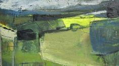 "May landscape. Oil on board, 10"" x 15"""