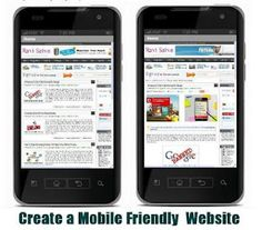 Top Five Tips to Build a Mobile-Friendly Website