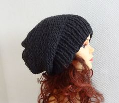 2ea96555ad7 Sacking Winter Hat Autumn Accessories Slouchy Beanie by Ifonka