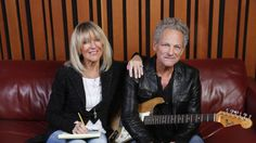 Fleetwood Mac's Christine McVie and Lindsey Buckingham talk about making their first duet album | L.A Times