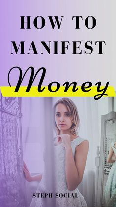 Manifestation Law Of Attraction, Law Of Attraction Affirmations, Law Of Attraction Tips, Money Saving Mom, Attract Money, Smoke Weed, Manifesting Money, Mindfulness Activities, Money Quotes