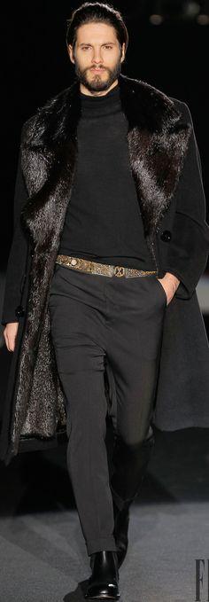 russian mafia // Roberto Verino FW 2014 #menswear #simplydapper #stylish