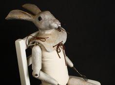 I'm Jackie Needham. Ceramic Artists, Hare, Art Dolls, Disney Characters, Fictional Characters, Ceramics, Costumes, Rabbits, Gallery