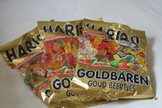 My Favorite Candy: Haribo Gold Bears :)