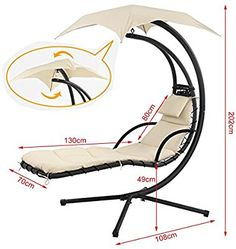 Iron Furniture, Steel Furniture, Furniture Design, Hammock Swing Chair, Swinging Chair, Pool Chairs, Wrought Iron Decor, Outdoor Furniture Plans, Home Building Design